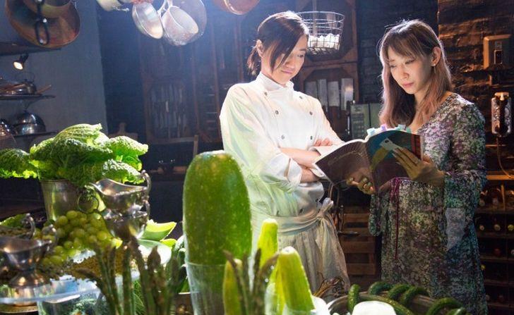 ダイナー(映画)原作キャラとネタバレ!カナコ役のヒロインキャストは誰が演じる?