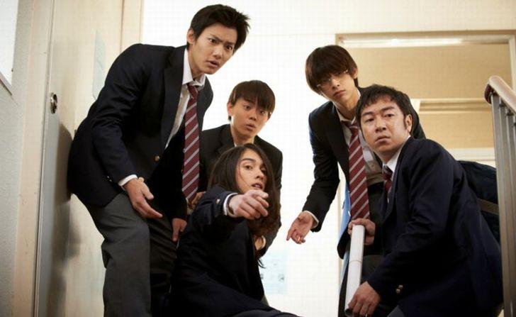 『男子高校生の日常』の動画フル配信を無料で視聴する方法